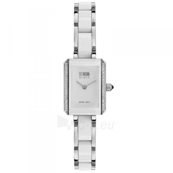 Moteriškas laikrodis STORM Black Desire White Paveikslėlis 1 iš 1 30069508305