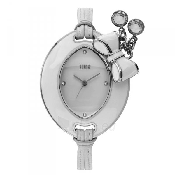 Moteriškas laikrodis STORM Bow Charm White Paveikslėlis 1 iš 1 30069508312
