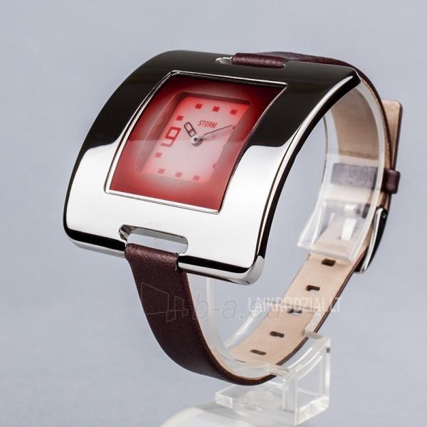 Moteriškas laikrodis STORM Extatia Red/Brown Paveikslėlis 1 iš 3 30069508423