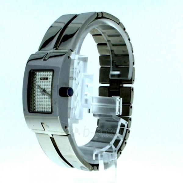 Moteriškas laikrodis STORM HONEY SILVER Paveikslėlis 2 iš 8 30069508089