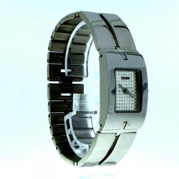 Moteriškas laikrodis STORM HONEY SILVER Paveikslėlis 7 iš 8 30069508089