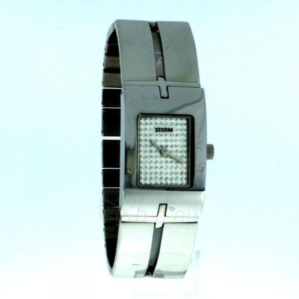 Moteriškas laikrodis STORM HONEY SILVER Paveikslėlis 8 iš 8 30069508089