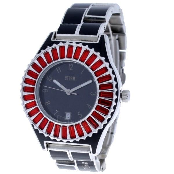 Moteriškas laikrodis STORM NEMONI BLACK/RED Paveikslėlis 1 iš 7 30069508128
