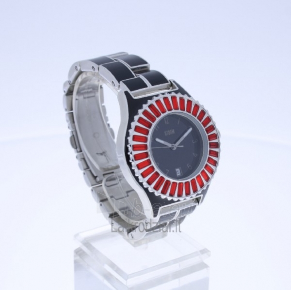 Moteriškas laikrodis STORM NEMONI BLACK/RED Paveikslėlis 7 iš 7 30069508128