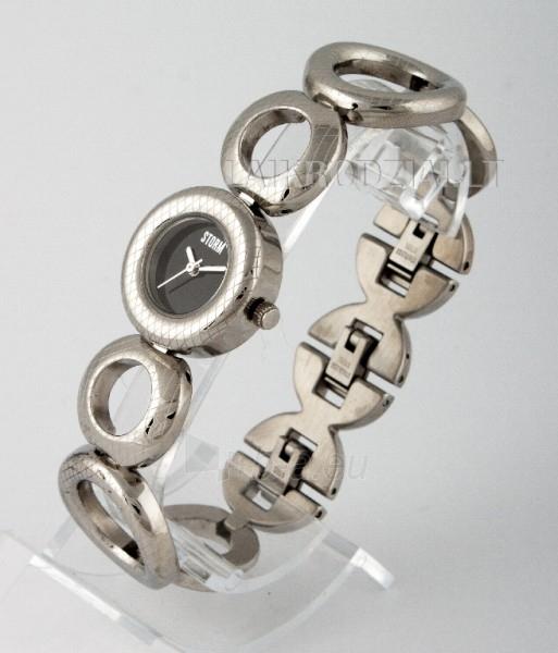 Moteriškas laikrodis Storm Piaza Black Paveikslėlis 1 iš 3 30069508552