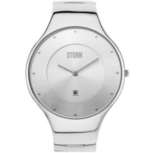 Moteriškas laikrodis Storm Rizo Silver Paveikslėlis 1 iš 1 30069501831