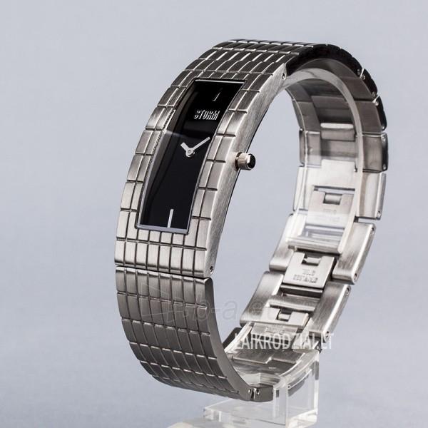 Moteriškas laikrodis STORM Tiffin black Paveikslėlis 1 iš 4 30069508158