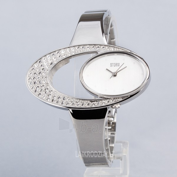 Moteriškas laikrodis STORM Twilight Silver Paveikslėlis 1 iš 6 30069508166