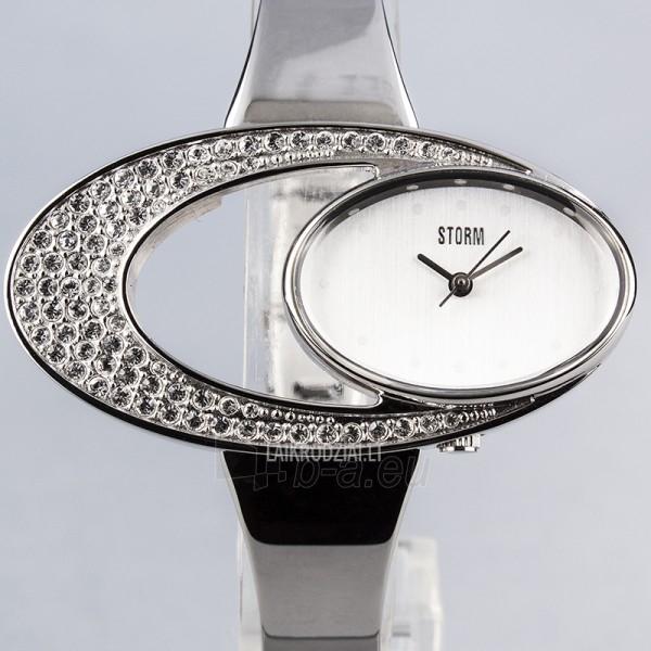 Moteriškas laikrodis STORM Twilight Silver Paveikslėlis 3 iš 6 30069508166