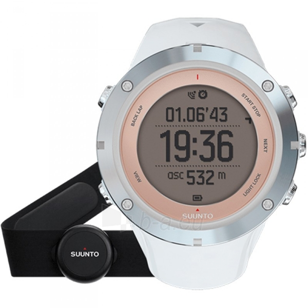 Moteriškas laikrodis SUUNTO AMBIT3 SPORT Sapphire HR Paveikslėlis 1 iš 1 310820008647