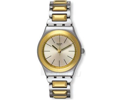 Moteriškas laikrodis Swatch Bicartridge YLS181G Paveikslėlis 1 iš 1 30069505543