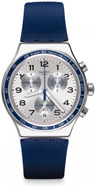 Unisex laikrodis Swatch Frescoazul YVS439 Paveikslėlis 1 iš 2 310820144888