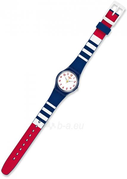 Moteriškas laikrodis Swatch Matelot LN149 Paveikslėlis 2 iš 4 310820109642