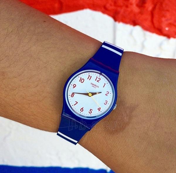Moteriškas laikrodis Swatch Matelot LN149 Paveikslėlis 4 iš 4 310820109642