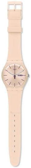 Moteriškas laikrodis Swatch Rose Rebel SUOT700 Paveikslėlis 2 iš 7 310820116338