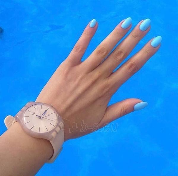 Moteriškas laikrodis Swatch Rose Rebel SUOT700 Paveikslėlis 7 iš 7 310820116338