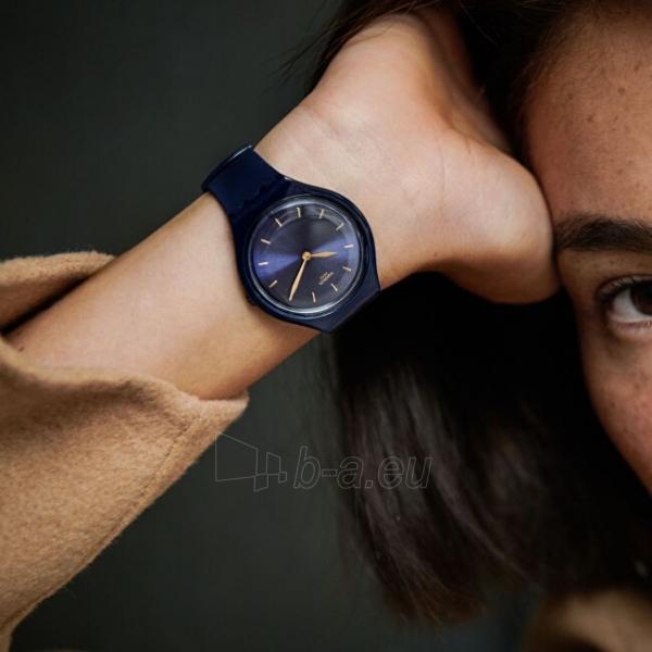 Moteriškas laikrodis Swatch Skinazuli SVON104 Paveikslėlis 3 iš 3 310820191898