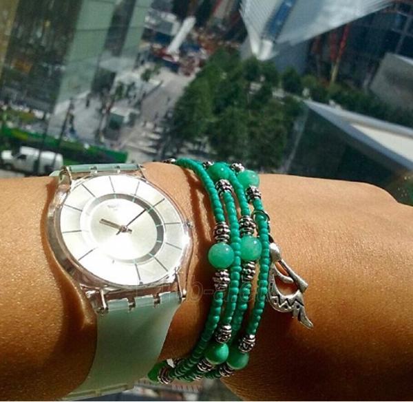 Moteriškas laikrodis Swatch Summer Breeze SFK397 Paveikslėlis 5 iš 5 310820109646