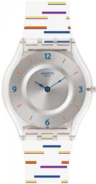 Moteriškas laikrodis Swatch Thin Liner SFE108 Paveikslėlis 1 iš 6 310820116508