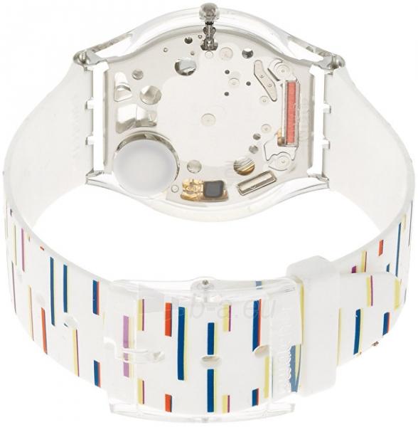 Moteriškas laikrodis Swatch Thin Liner SFE108 Paveikslėlis 2 iš 6 310820116508