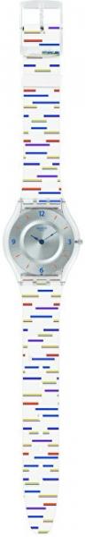 Moteriškas laikrodis Swatch Thin Liner SFE108 Paveikslėlis 4 iš 6 310820116508