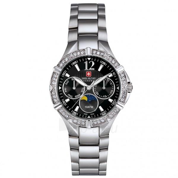 Moteriškas laikrodis Swiss Military 6.7164.04.007 Paveikslėlis 2 iš 3 30069506291