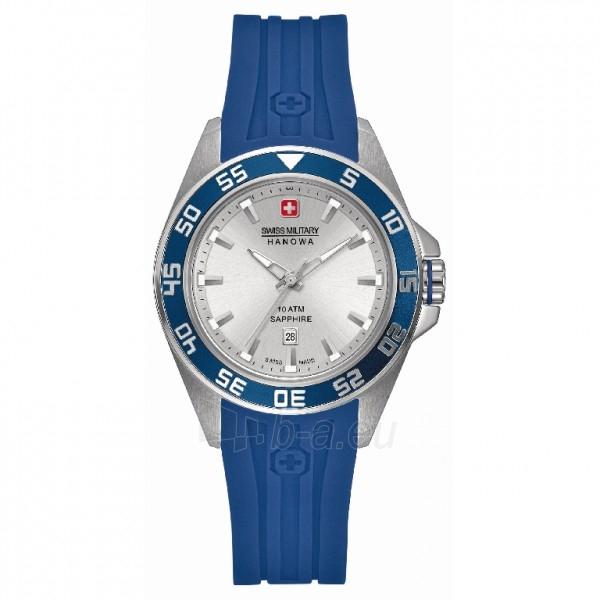 Moteriškas laikrodis Swiss Military Hanowa 6.6221.04.001.03 Paveikslėlis 1 iš 1 30069506305