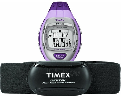 Women's watches Timex Ironman ZONE TRAINER 27 Lap HRM T5K733 Paveikslėlis 1 iš 1 30069509844