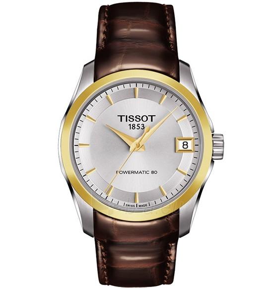 Moteriškas laikrodis Tissot T035.207.26.031.00 Paveikslėlis 1 iš 1 310820139841