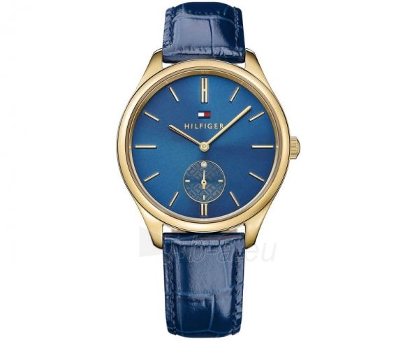 Moteriškas laikrodis Tommy Hilfiger 1781575 Paveikslėlis 1 iš 1 30069508482