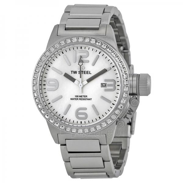 Moteriškas laikrodis TW Steel TW302 Paveikslėlis 1 iš 1 30069509713
