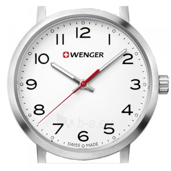 Moteriškas laikrodis WENGER AVENUE 01.1621.107 Paveikslėlis 3 iš 4 310820105609