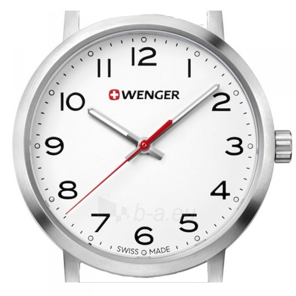 Moteriškas laikrodis WENGER AVENUE 01.1621.107 Paveikslėlis 4 iš 4 310820105609