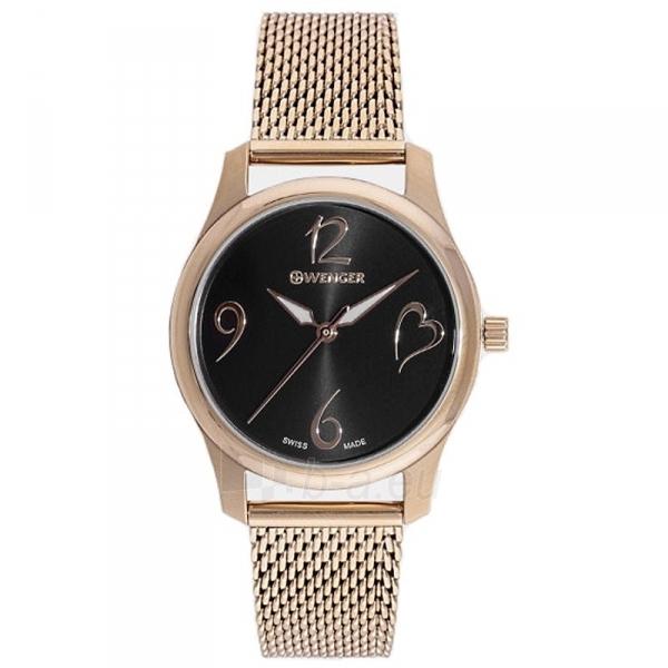 Moteriškas laikrodis WENGER CITY VERY LADY 01.1421.110 Paveikslėlis 1 iš 5 310820140085
