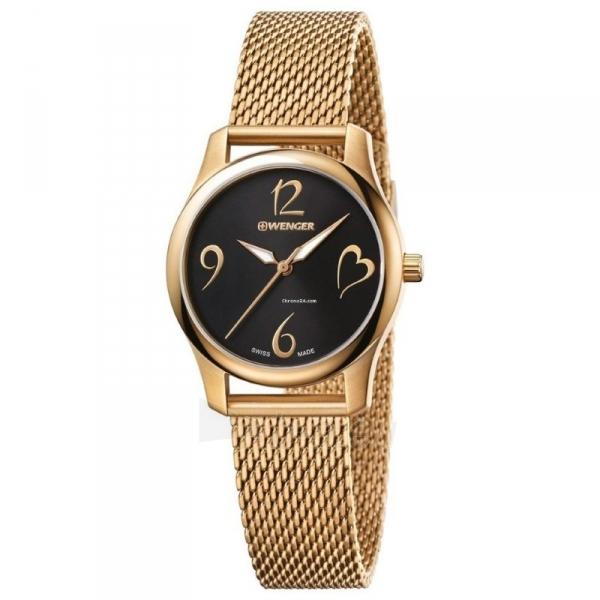 Moteriškas laikrodis WENGER CITY VERY LADY 01.1421.110 Paveikslėlis 5 iš 5 310820140085