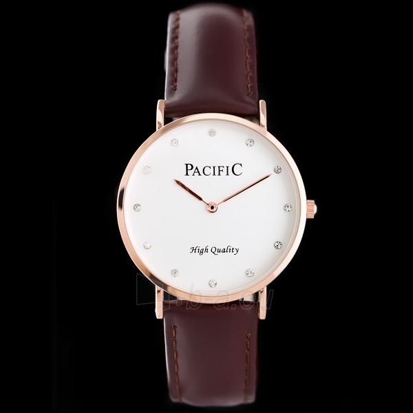Sieviešu PACIFIC pulkstenis PC280RG Paveikslėlis 1 iš 1 310820042697