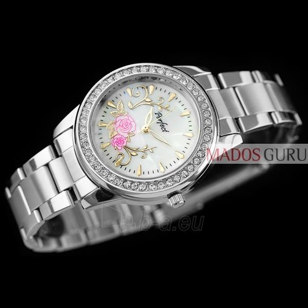 Moteriškas Perfect laikrodis PF642S Paveikslėlis 2 iš 5 30069505218
