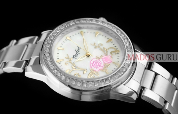Moteriškas Perfect laikrodis PF642S Paveikslėlis 4 iš 5 30069505218