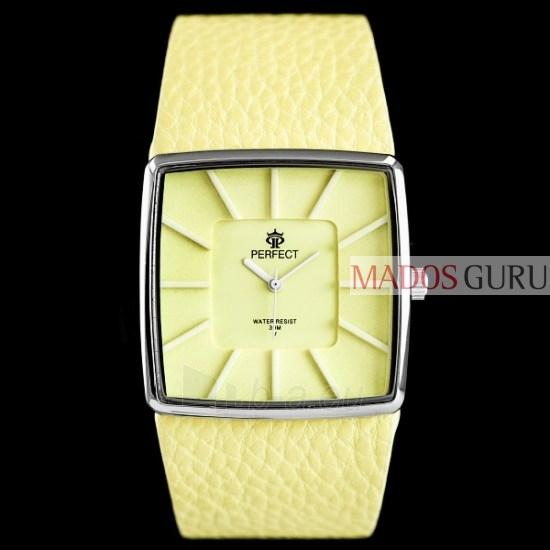 Moteriškas Perfect laikrodis PFA302G Paveikslėlis 1 iš 2 30069501970