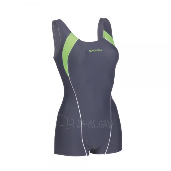Moteriškas plaukimo kostiumėlis Spokey SIRENE, mėlynas-žalias Paveikslėlis 1 iš 3 30065201404