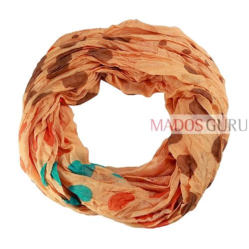 Womens scarf MSL1100 Paveikslėlis 1 iš 1 30063100897