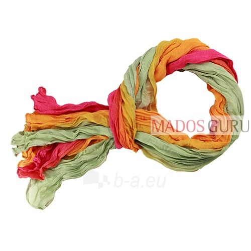 Womens scarf MSL1139 Paveikslėlis 1 iš 1 30063100944