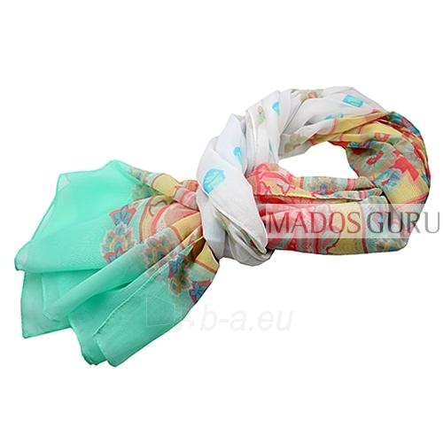 Womens scarf MSL1324 Paveikslėlis 1 iš 2 30063101244