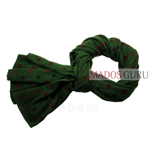 Womens scarf MSL324 Paveikslėlis 1 iš 2 30063100141