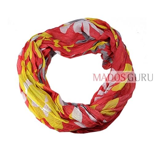 Womens scarf MSL747 Paveikslėlis 1 iš 1 30063100565