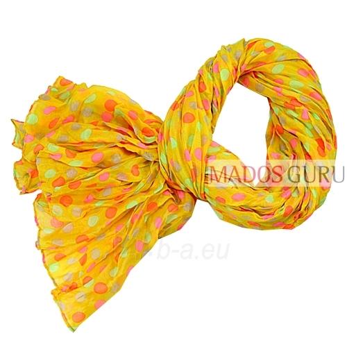 Womens scarf MSL762 Paveikslėlis 1 iš 1 30063100646