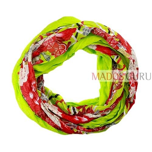 Womens scarf MSL887 Paveikslėlis 1 iš 1 30063100776