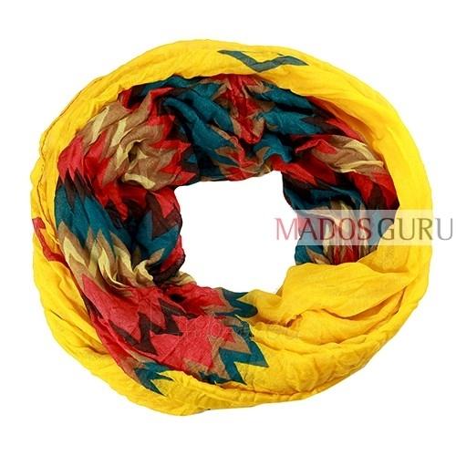 Womens scarf MSL910 Paveikslėlis 1 iš 2 30063100997