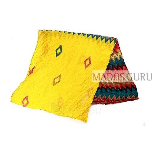 Womens scarf MSL910 Paveikslėlis 2 iš 2 30063100997