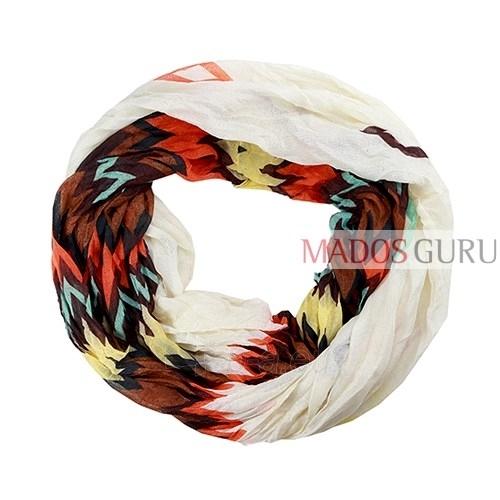 Womens scarf MSL912 Paveikslėlis 1 iš 1 30063100796